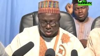 Sheikh Aminu Ibrahim Daurawa (1436/2015 Tafsirin Ramadan 23)