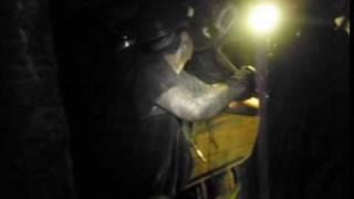 górnicy blady