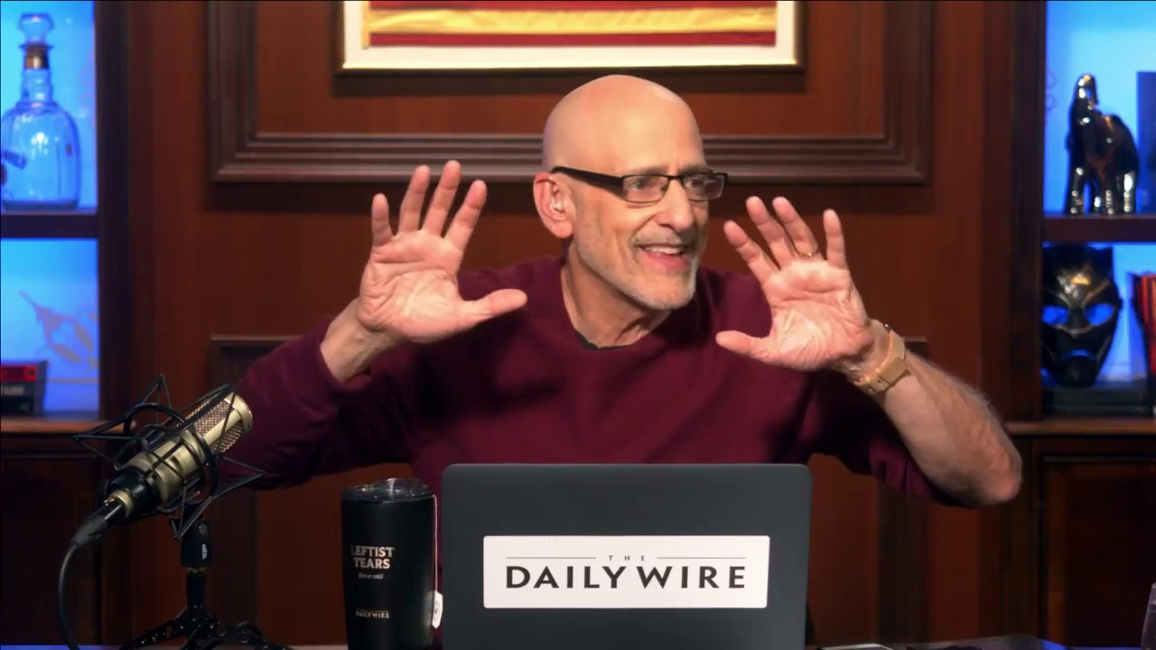 THE DAILY WIRE - Heroic MSM Journalists Risk All to Hide the News | The Andrew Klavan Show Ep. 697