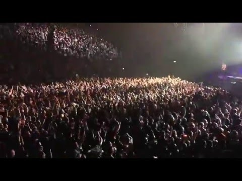 James - Sit Down Live at Manchester Arena 13th May 2016