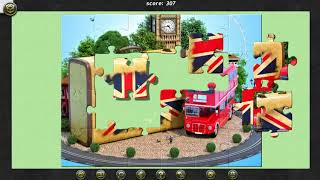 1001 Jigsaw World Tour: London (Gameplay) HD