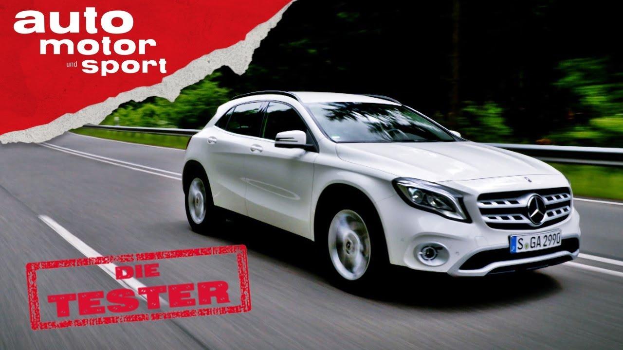 Mercedes GLA 250: A-Klasse als Hochstapler? - Die Tester | auto ...