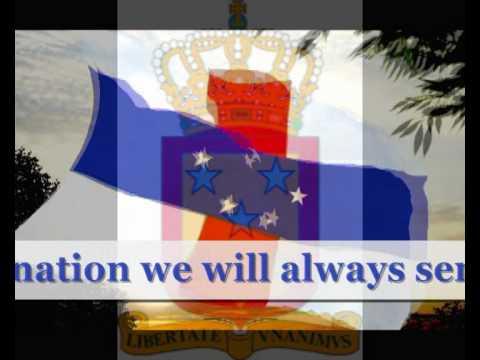The Netherlands Antilles / Nederlandse Antillen / Antia Hulandes