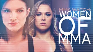 Women of MMA: Part ONE