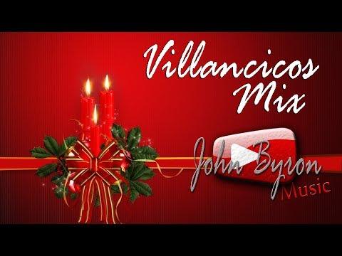 Villancicos Mix░(KARAOKE) by ɺohn ɮyron ►♫░