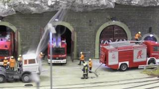 Ho Scale*** Model: Trains in action: Hobby Fair 2017: Model Trains