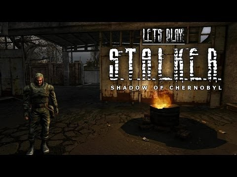S.T.A.L.K.E.R. Shadow of Chernobyl - Ch.4 - Raiding the Garbage