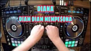 DJ DIANA (DIAM DIAM MEMPESONA)