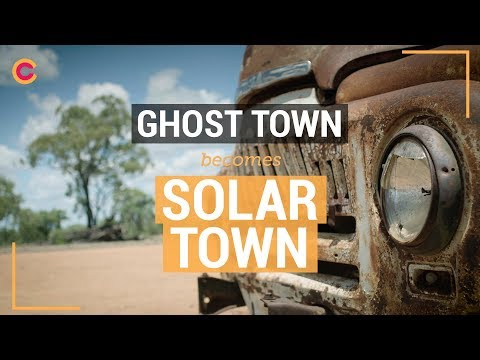 From abandoned mine to solar farm: Kidston Solar Project \\ Climate Council