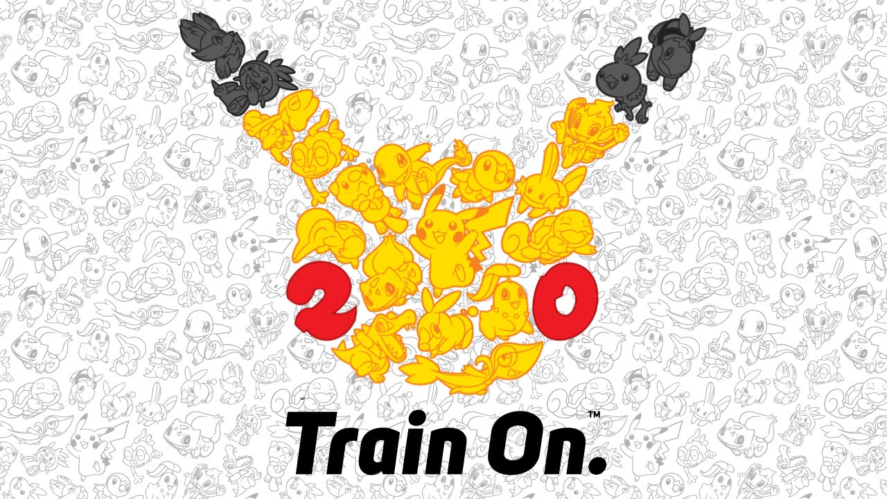 pokemon20 celebrate 20 years of pokmon youtube