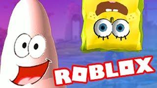 SpongeBob and PATRICK vs GOKU NO ROBLOX!! → Roblox Funny moments #5 🎮