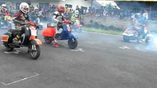 EVENT RESMI Eleven VESPA ROAD RACE TASIKMALAYA 2-3 APRIL 2011 Part1