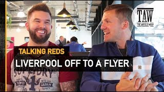 Liverpool 4 West Ham United 0 Reaction | TALKING REDS