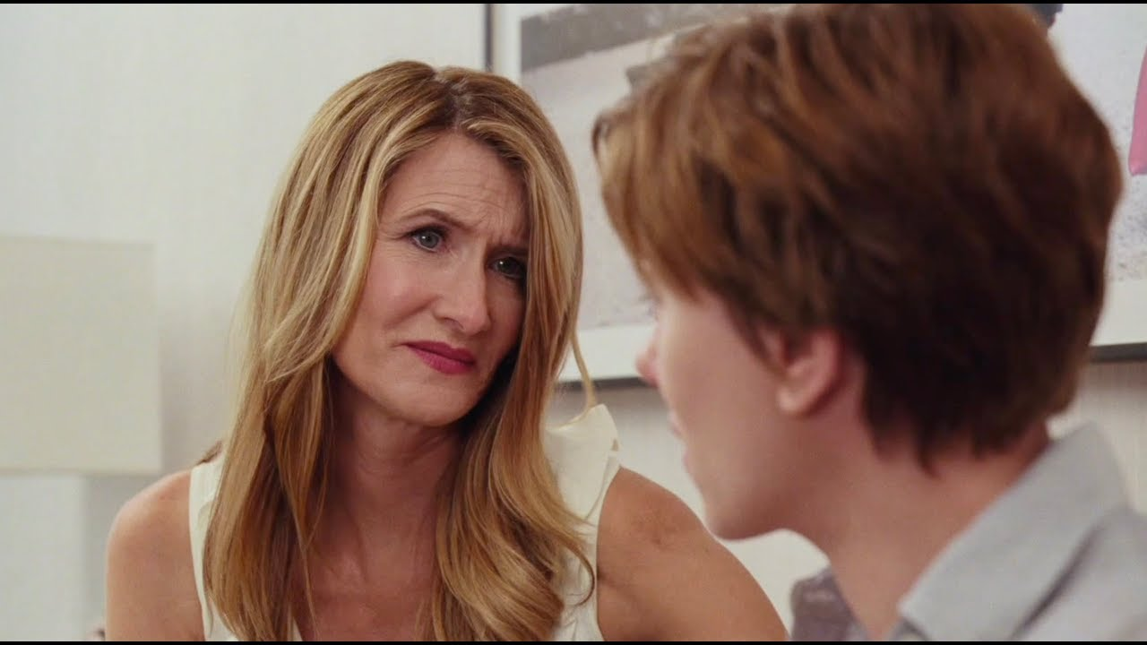 Laura Dern Tackles Divorce in Marriage Story