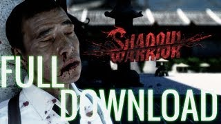 Shadow Warrior 2013 Full PC Game