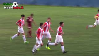 Torneo Tricolore 2019 (Cat. 2006): PONTE DI NONA - TORINO 2-3