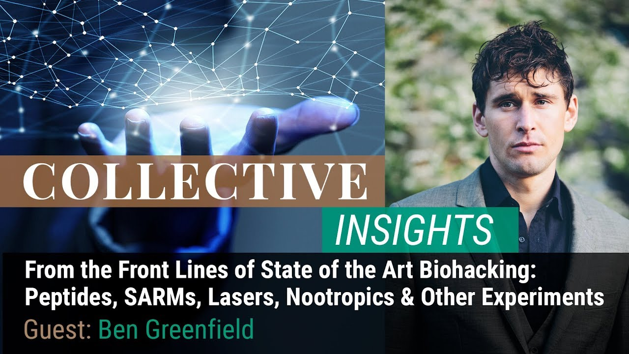 From the Front Lines of State of the Art Biohacking