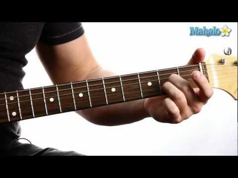 """How to Play """"MMMBop"""" by Hanson on Guitar"""