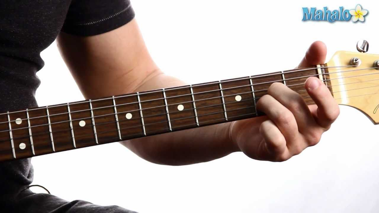 How to play mmmbop by hanson on guitar youtube how to play mmmbop by hanson on guitar hexwebz Choice Image