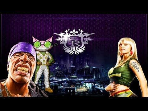 [xbox360] Saints Row Обзор