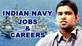 Indian Navy Recruitment Notification 2018 – Defence jobs for trainee through technical cadre entry