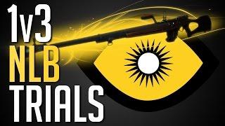 1v3 Trials with NLB! No Land Beyond + Matador = Dirty Sanchez