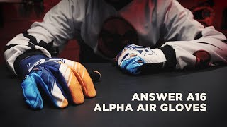ANSWER A16 ALPHA AIR