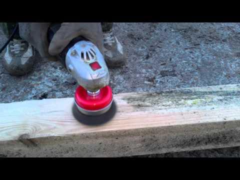 Как быстро убрать плесень с древесины — эксперт Андрюха