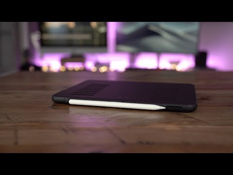 Hands-on: ZUGU Muse case for iPad Pro & Apple Pencil [Video]