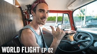 LAST MINUTE SHOPPING! - World Flight Episode 2