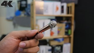 3.2$ Mini Microphone Review 4K ( Cambo Report )