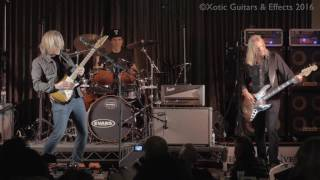 Xotic at NAMM 2017 + Andy Timmons Performance Part 2