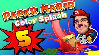 ROSHAMBOOOOOOOO - Paper Mario Color Splash #5