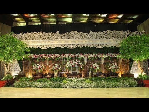 dekorasi pelaminan pernikahan murah gedung pernikahan & resepsi  manggala wanabakti