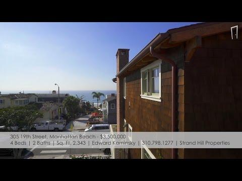 Manhattan Beach Real Estate  New Listings: Jan 78, 2017  MB Confidential