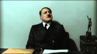 Hitler is informed there's no space battles in Star Wars Battlefront 3 ಠ_ಠ