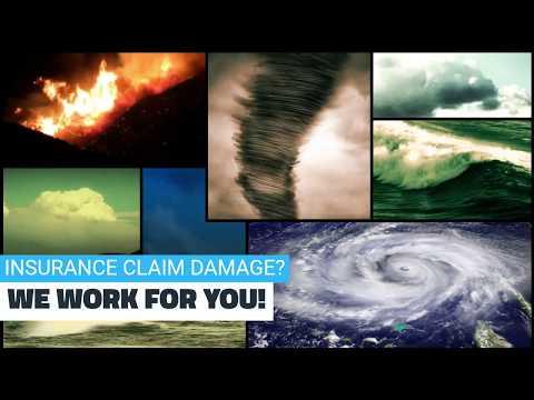 Hurricane Insurance Claim - Hurricane Damage Claim Help - Home Insurance Claims