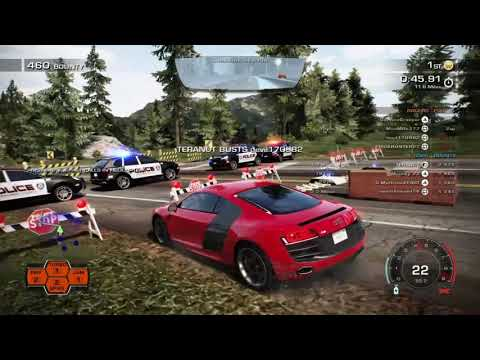 nfs hot pursuit but enchanched with memes  