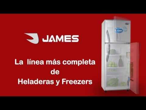 James - Heladeras Y Freezers