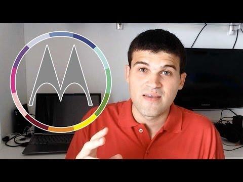 Eita! Google vendeu a Motorola pra Lenovo!