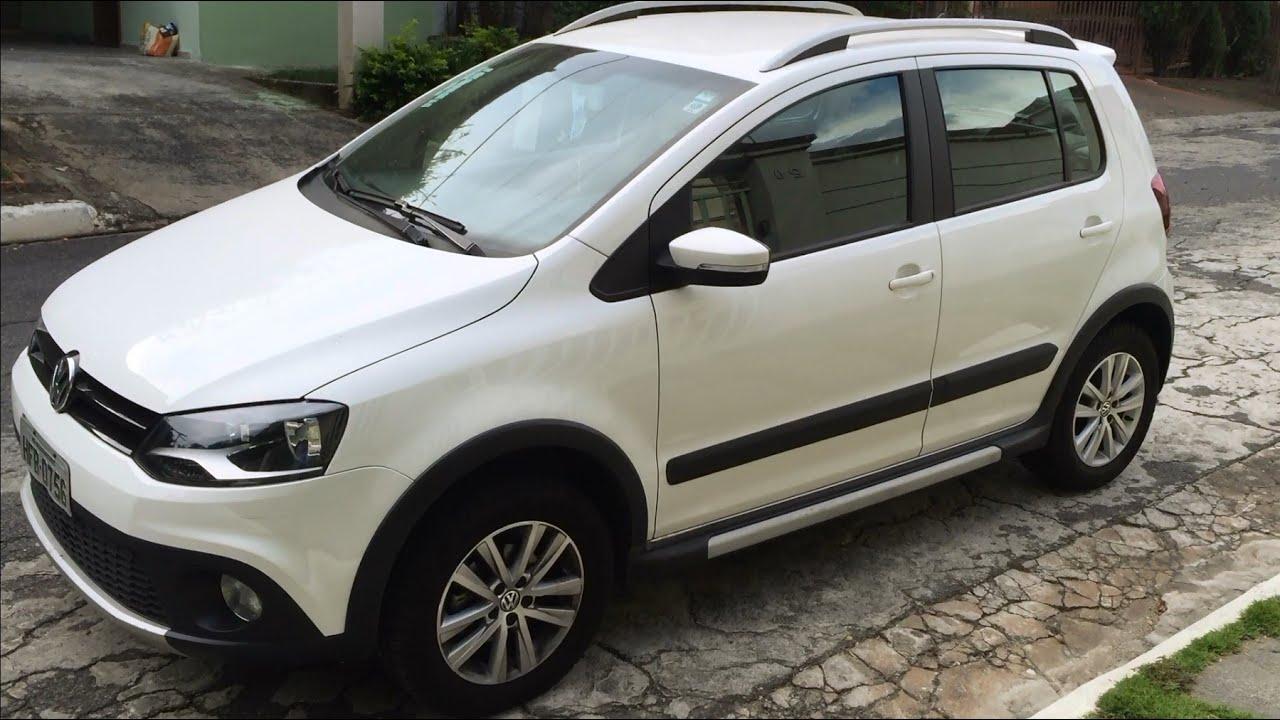 Volkswagen Crossfox I Motion - Teste LeoBH - YouTube