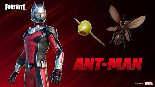 Ant-man ve fortnite!!! novÁ sezÓna je za rohem! dopolední stream s fanoušky!