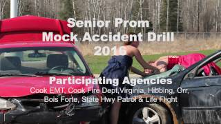 Senior Prom Mock Accident 2016