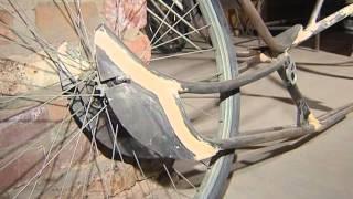 4 года Сергей Мельников и Данил Слынько создают необычные велосипеды