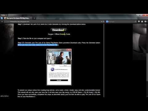 [KEYGEN] The Last of Us PS3 Crack Free Download