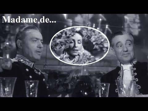 Madame de…1953 - Film réalisé par Max Ophüls