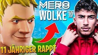 11 Jähriger RAPPT MERO WOLKE 10 in Fortnite ..