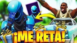 CARAMELITO RETATES ME TO PROP HUNT For its FIRST SKIN bei FORTNITE!... 🔥😱