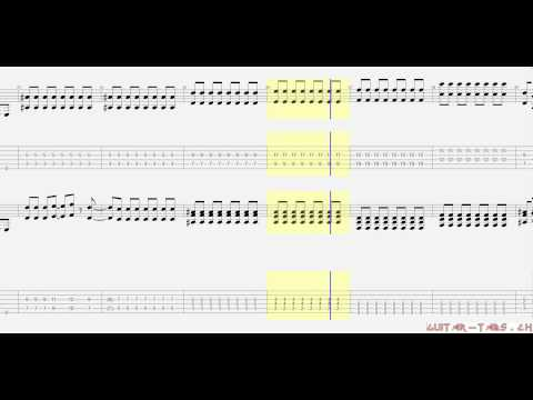 Atreyu Tabs - Ex`s And Oh`s mp3