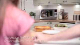 Russell Hobbs Microwave Product Video - RHM2572CG